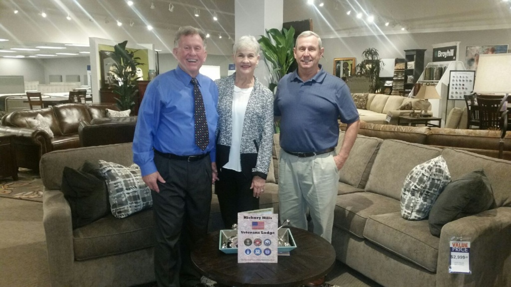 Crowley Furniture Donates Furniture To Hickory Hills Hickory Hills